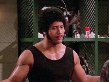 In der «That '70s Show» spielte Johnson seinen eigenen Vater Rocky.