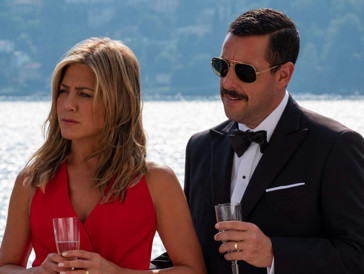 Netflix-Kritik: Jennifer Aniston und Adam Sandler stehen in «Murder Mystery» unter Mordverdacht