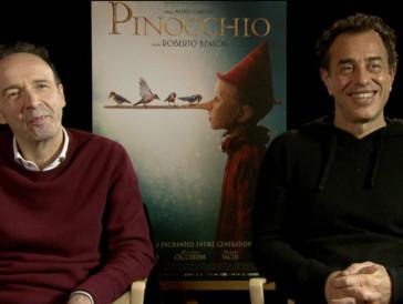 «C'est le plus beau conte que j'ai lu de ma vie» - Roberto Benigni pour «Pinocchio»