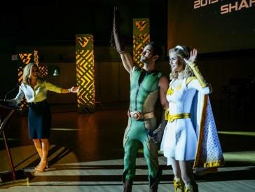 Chace Crawford («Gossip Girl») spielt in der Serie den Superhelden «The Deep».