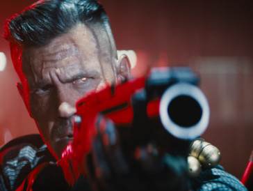 Hat sich für die Rolle ganz schön abgerackert: Josh Brolin als zeitreisender Soldat in «Deadpool 2».