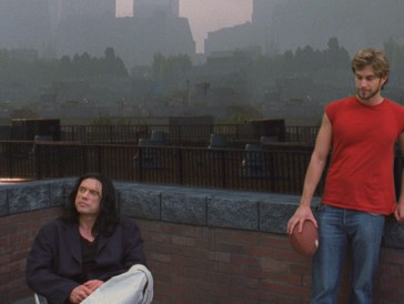 Tommy Wiseau & Gregory Sestero in The Room (2003)