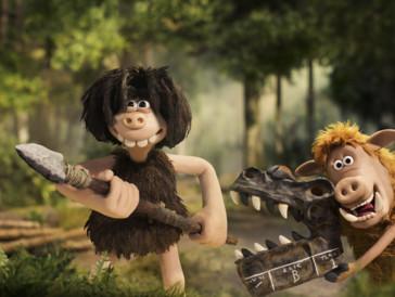 Wallace & Gromit lassen grüssen: «Early Man» ist der neueste Wurf von Aardman.