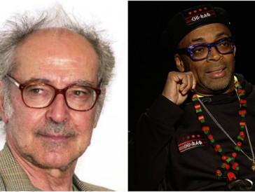 Jean-Luc Godard und Spike Lee beehren die diesjährige Ausgabe der internationalen Filmfestspiele in Cannes.
