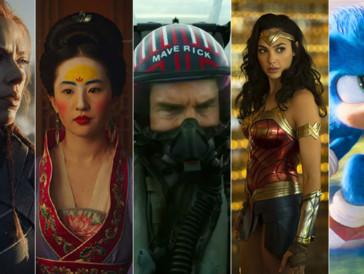 Grosses Popcornkino in Sicht: 20 Blockbuster für 2020