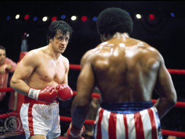 Silvester Stallone in «Rocky»