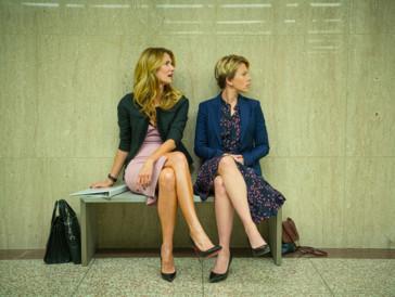 Adam Driver und Scarlett Johansson gingen bei der Verleihung der Golden Globes zwar leer aus – nicht aber Laura Dern, die an deren Seite als adrette Anwältin in «Marriage Story» auftritt und für ihre Darbietung einen Golden Globe als beste Nebendarstellerin erhielt.