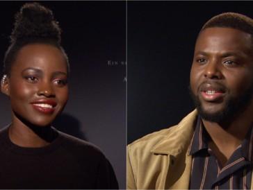 Lupita Nyong'o et Winston Duke sur  « Us », le rêve américain et Jordan Peele