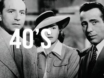 Casablanca de Michael Curtiz, Oscar du Meilleur film en 1944
