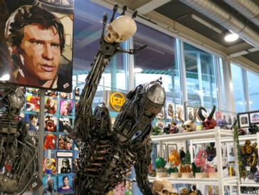 Sci-Fi wird an der diesjährigen Ausgabe der Convention ganz gross geschrieben.