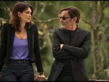 Jean-Pierre Bacri & Helena Noguerra