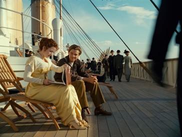 """<font size=""""6""""><strong>8. Titanic (1997)</strong></font><br><br>   Die Geschichte rund um eine 17-jährige Aristokratin, die sich an Bord des schicksalsträchtigen Dampfers Titanic in einen armen Künstler verliebt, ist ein Klassiker – und James Cameron hat mit seinem handwerklichen Meisterwerk «Titanic» wohl auch eine der schönsten (wenn auch tragischsten) Lovestorys in der Kinogeschichte auf Film gebannt.  <br><br>"""