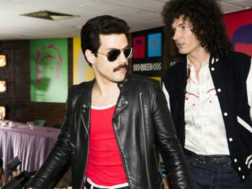 Rami Malek in «Bohemian Rhapsody»