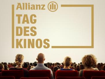 Heute ist es so weit: Zum «Allianz Tag des Kinos» für nur 5.- ins Kino