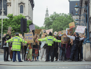 Die britische Hauptstadt ist einer der Protagonisten in «The Rook».