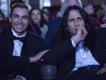 Überzeugen mit groteskem Humor: James Franco und sein Bruder Dave.