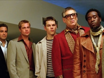2001 - Warner Bros. All rights reserved - Ocean's Eleven