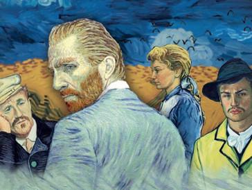 Drei Gründe, wieso «Loving Vincent» ein Film ist, den man so noch nie gesehen hat