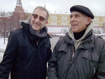 Seit den Recherchen zu seinem Film «Iraqi Odyssey» ist Samir (links) wieder eng mit dem Irak verbunden.