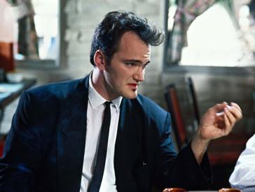 In seinem ersten Film hat sich Tarantino die Nebenrolle des Mr. Brown gegeben: Der Regisseur in «Reservoir Dogs».
