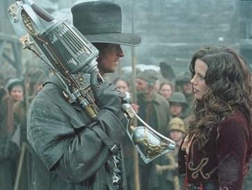 Zufall oder nicht: Van Helsings Look erinnert stark...
