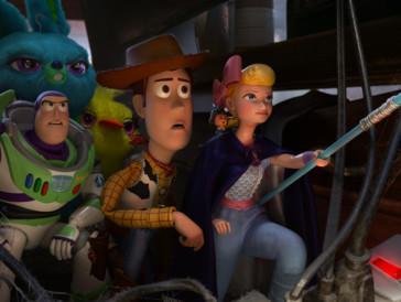 Woody und Co. sind zurück: Der vierte Teil aus der «Toy Story»-Reihe erhielt von den Kritikern viel Lob.