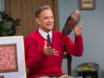 Tom Hanks est Fred Rogers dans «A Beautiful Day in the Neighborhood»