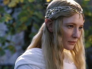 Die spitzigen Ohren waren es, die Cate Blanchett für «Herr der Ringe»gewinnen konnten.