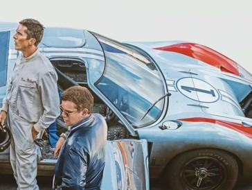 La première bande-annonce de «Ford v. Ferrari» réalisé par James Mangold