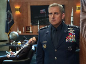 Netflix: «Space Force» - La conquête de l'espace avec Steve Carell
