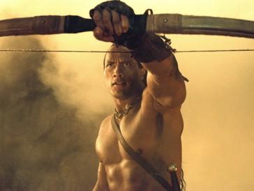 Als Söldner Mathayus setzte es für Dwayne Johnson in «Scorpion King – Aufstieg eines Kriegers» ein Rekordgehalt ab.
