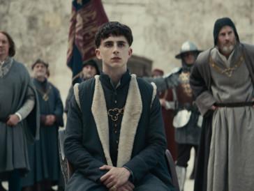 Netflix: «The King» - Timothée Chalamet dans la peau du roi Henri V
