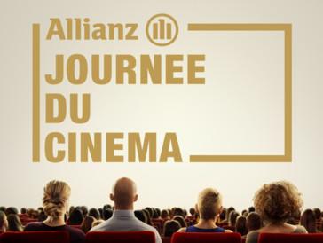 RAPPEL : Avec la «Journée du Cinéma Allianz», remportez un an de cinéma gratuit pour vous et trois de vos amis !