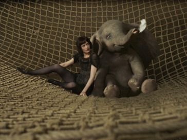 Der Disney-Klassiker «Dumbo»erhält von Tim Burton eine Frischzellenkur