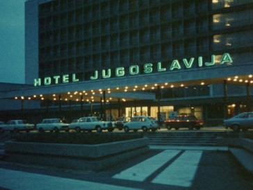 La Yougoslavie de Nicolas Wagnières - «Hotel Jugoslavija»
