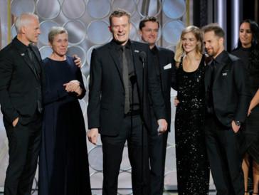 Golden Globes: In Schwarz gegen die Ungleichheit