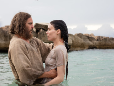 Joaquin Phoenix & Rooney Mara