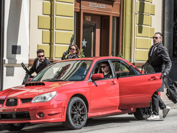 Rassiger Soundtrack, überzeugender Cast, humorvolle Dialoge: Baby Driver fährt allen davon