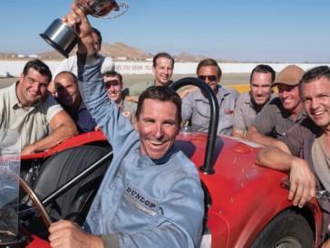 Christian Bale - «Le Mans 66»