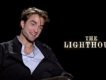 Robert Pattinson et Willem Dafoe en interview pour «The Lighthouse»