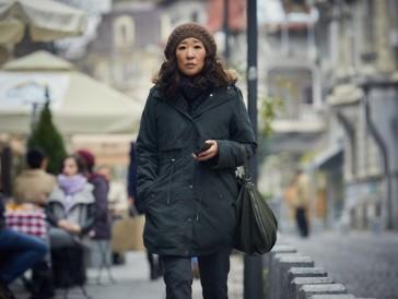 Beste Hauptdarstellerin in einer Drama-Serie: Sandra Oh für «Killing Eve»