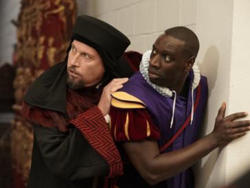 François Damiens & Omar Sy dans «Le Prince oublié»