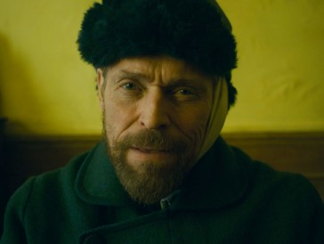Willem Dafoe in «At Eternity's Gate»