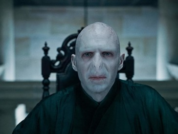 Die Filmfigur: Lord Voldemort aus «Harry Potter»