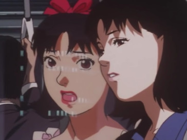 ...dem Anime-Kult-Klassiker «Perfect Blue».