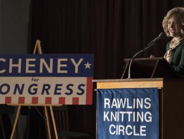 Amy Adams spielt die Frau an der Seite von Dick Cheney.