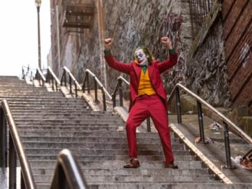 «Joker»: Thriller von Todd Philipps mit Joaquin Phoenix.