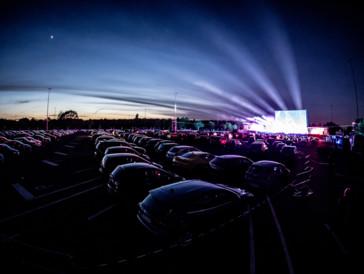 Découvrez cet été les joies du Drive-In avec Allianz Drive-In Cinema