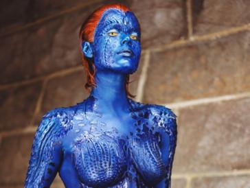 Die Filmfigur: Mystique aus der «X-Men»-Reihe