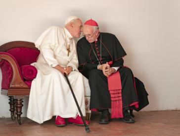 Netflix-Kritik «The Two Popes»: Ein faszinierender Machtwechsel im Angesicht der Geschichte